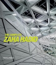 Cover of: The Complete Zaha Hadid