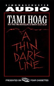 Cover of: A Thin Dark Line Audio