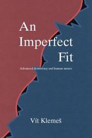 Cover of: An Imperfect Fit | Vit Klemes