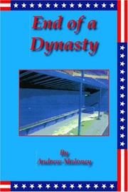 Cover of: End of a Dynasty
