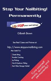 Cover of: Stop Your Nailbiting!