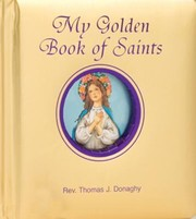Cover of: My Golden Book of Saints