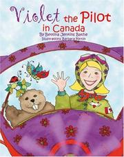 Cover of: Violet the Pilot In Canada