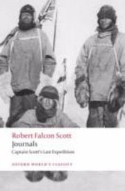 Cover of: Journals Captain Scotts Last Expedition