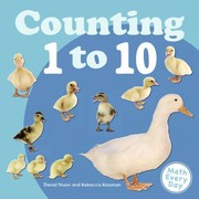 Cover of: Counting 1 To 10