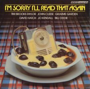 Cover of: I'm sorry, I'll read that again