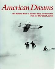 Cover of: American dreams | Kenneth M. Morris