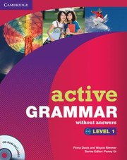 Cover of: Active Grammar Level 1