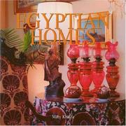 Cover of: Egyptian Homes