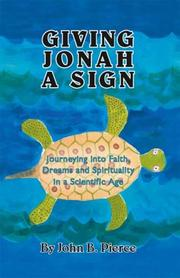 Cover of: Giving Jonah a Sign