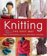 Cover of: Knitting the Easy Way