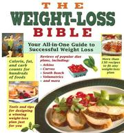 Cover of: The Weight-Loss Bible