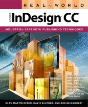 Cover of: Real World Adobe Indesign Cc