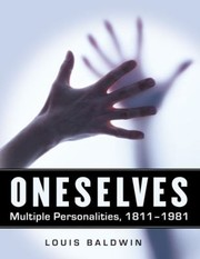 Cover of: Oneselves Multiple Personalities 18111981
