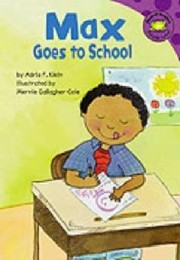 Cover of: Max Goes to School