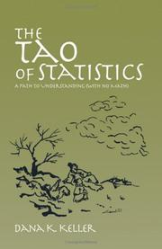 Cover of: The Tao of Statistics