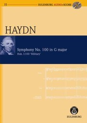 Cover of: Symphony No 100 In G Major Hob I100 Military