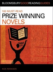 Cover of: 100 Mustread Prizewinning Novels