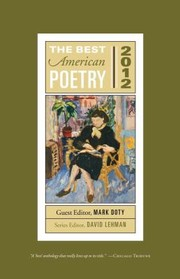 Cover of: The Best American Poetry 2012