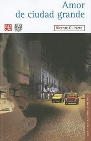 Cover of: Amor De Ciudad Grande