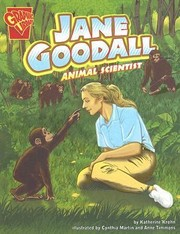 Cover of: Jane Goodall Animal Scientist