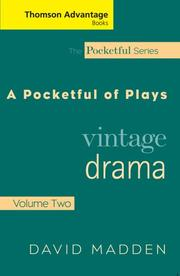 Cover of: Thomson Advantage Books: Pocketful of Plays