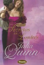 Cover of: Secretos En Londres