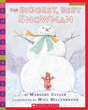 Cover of: The Biggest Best Snowman