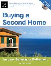 Cover of: Buying a Second Home