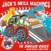 Cover of: The Dinosaur Digger