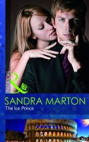 The Ice Prince Sandra Marton