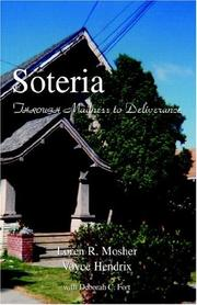 Cover of: Soteria