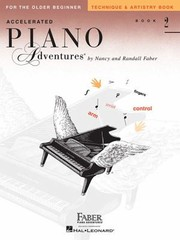 Cover of: Accelerated Piano Adventures Book 2 Technique  Artistry Book
