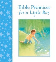 Cover of: Bible Promises For A Little Boy