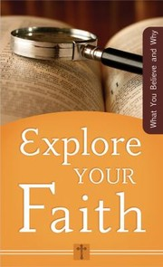 Cover of: Explore Your Faith |