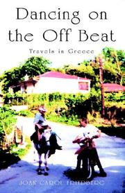Cover of: Dancing on the Off Beat