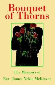 Cover of: Bouquet of Thorns