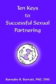 Cover of: Ten Keys to Successful Sexual Partnering