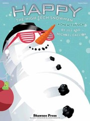 Cover of: Happy the HighTech Snowman