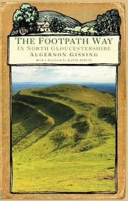 Cover of: The Footpath Way In North Gloucestershire