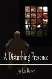 Cover of: A Disturbing Presence