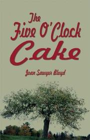 Cover of: The Five O'Clock Cake