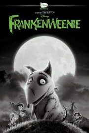 Cover of: Frankenweenie A Graphic Novel