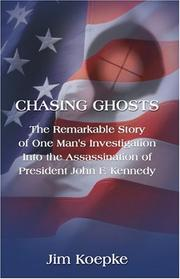 Cover of: Chasing Ghosts