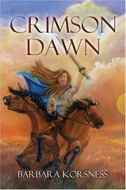 Cover of: Crimson Dawn