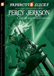 Cover of: Percy Jerkson The Ovolactovegetarians
