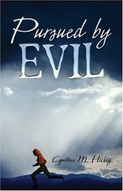 Cover of: Pursued by Evil | Cynthia M. Hickey