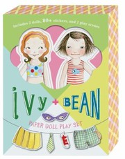 Cover of: Ivy And Bean Paper Dolls