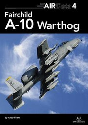 Cover of: Fairchild A10 Warthog