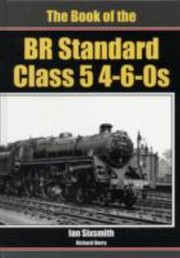 Cover of: The Book Of The Br Standard Class 5 460s